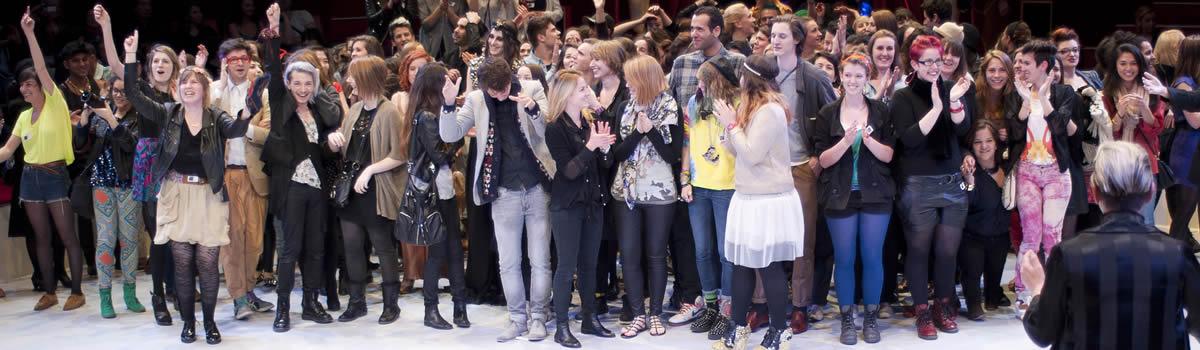 Atelier Chardon Savard Catwalk Show