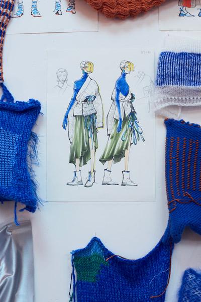 Fashion Designer Atelier Chardon Savard